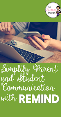 Wouldn't you love to be able to make less phone calls and contact all of your parents or students at once? As teachers, our time is so precious because we always seem to have so little of it, yet so many things to accomplish, so you should know about Remind. It is a tool that will make communication with parents and/or students easier.