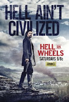 Hell on Wheels: Season 5 - The Final Episodes (2016) - Poster
