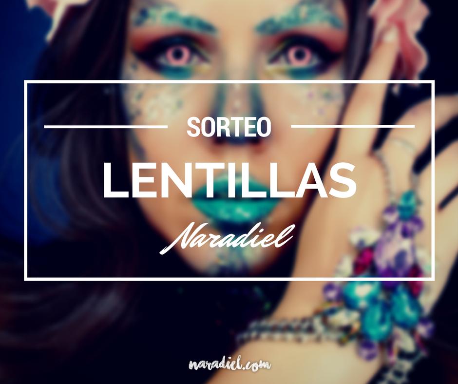 Sorteo y Review Lentillas GEO Crazy SF36 de Uniqso