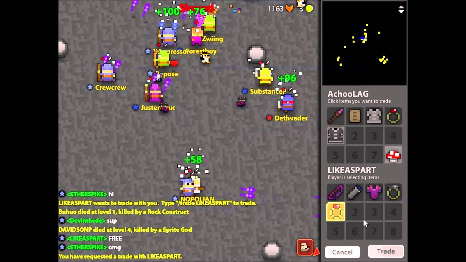 how to wizard rotmg