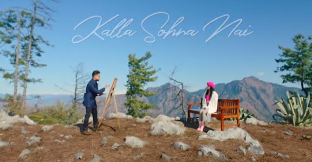 Kalla Sohna Nai (कल्ला सोहना नई) - Akhil ft. Sanjeeda Letest Panjabi Lyrics