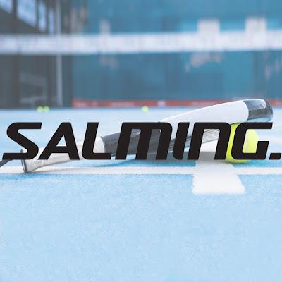 La firma SALMING va a lanzar su gama completa de pádel: palas, pelotas, textil, calzado, bolsos y accesorios.