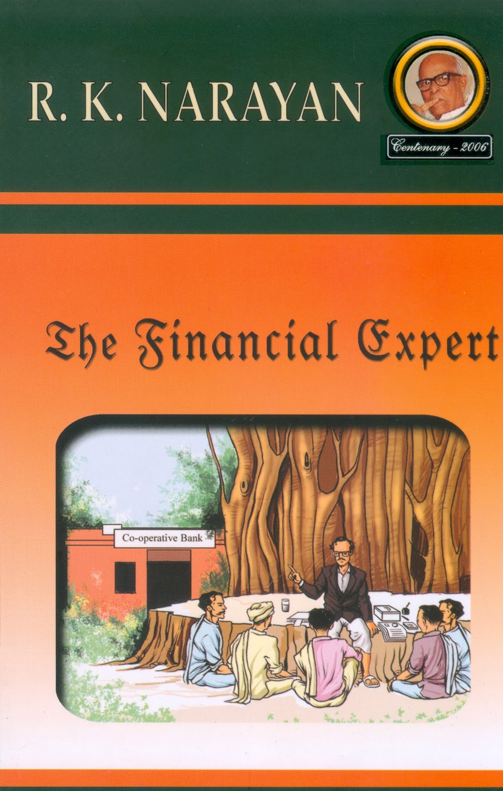 financial expert rk narayan pdf download