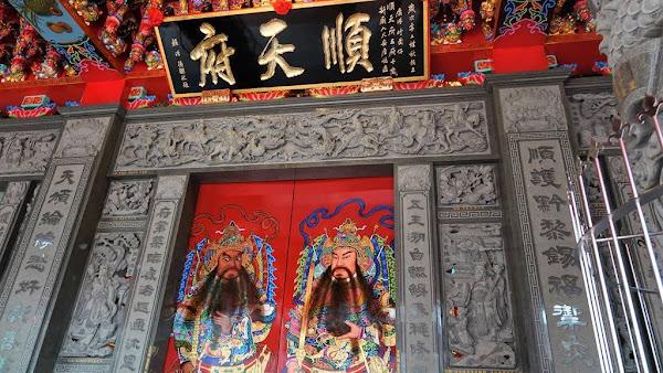 鹿港鎮順天府9/26入火安座 百年古井彩繪增特色景點
