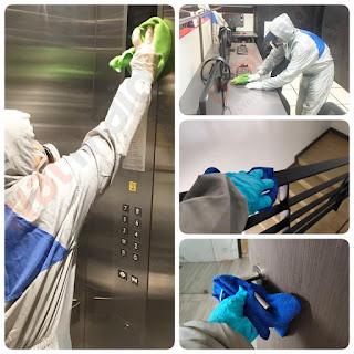 เช็ดจุสัมผัสให้สะอาดปราศจากเชื้อโรค ด้วยน้ำยาทำความสะอาด J-512
