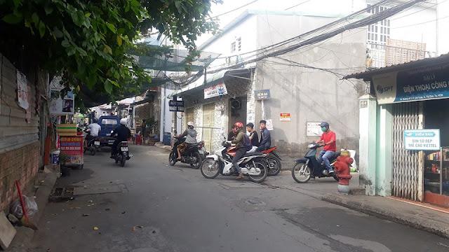 Bán nhà căn goc đường số 3 Linh Xuân