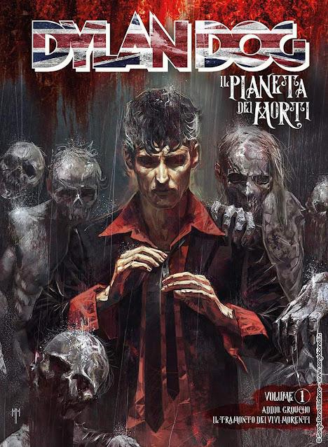 DYLAN DOG - IL PIANETA DEI MORTI Editore: SBE