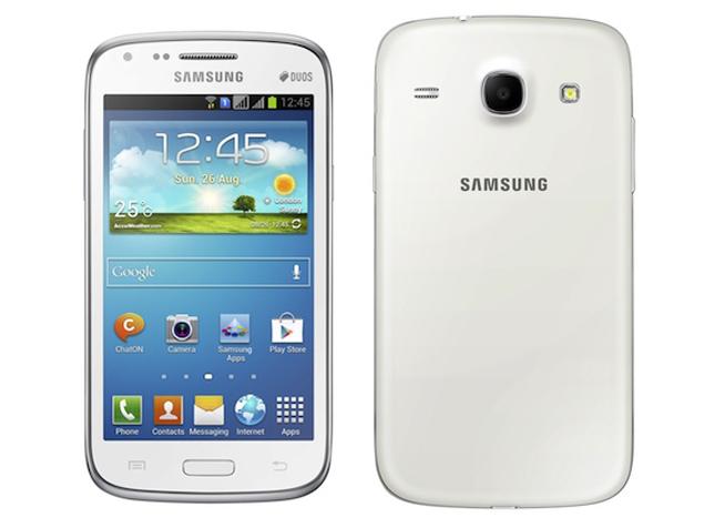 Samsung Galaxy Core LTE G386W Specifications - Inetversal