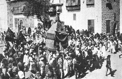 Inilah Perayaan Maulid Nabi di Makkah Jaman Old, Sebelum Dikuasai Wahabi