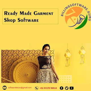 Readymade Garments Retail Wholesale Business Management Billing Barcoding Inventory Accounting Management Gofrugal Busy Solver Speedplus 9 Marg Tally