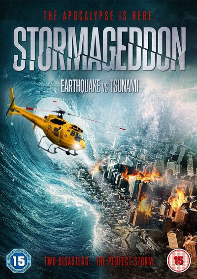 Stormageddon มหาวิบัติทลายโลก
