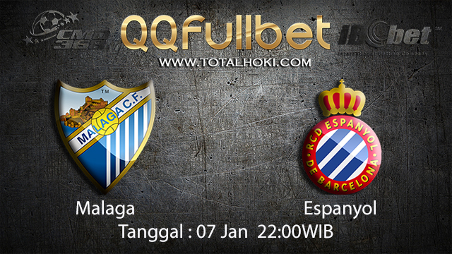 PREDIKSIBOLA - PREDIKSI TARUHAN BOLA MALAGA VS ESPANYOL 07 JANUARI 2017 ( SPANISH LA LIGA )