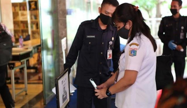 Jejak, Teknologi Pengendali Penyebaran Covid-19 di Jakarta