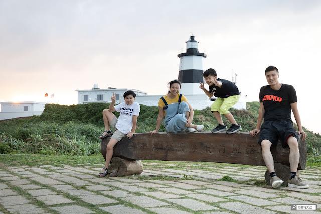 布蘭特大叔的環島旅行 - 台灣極北點富貴角燈塔