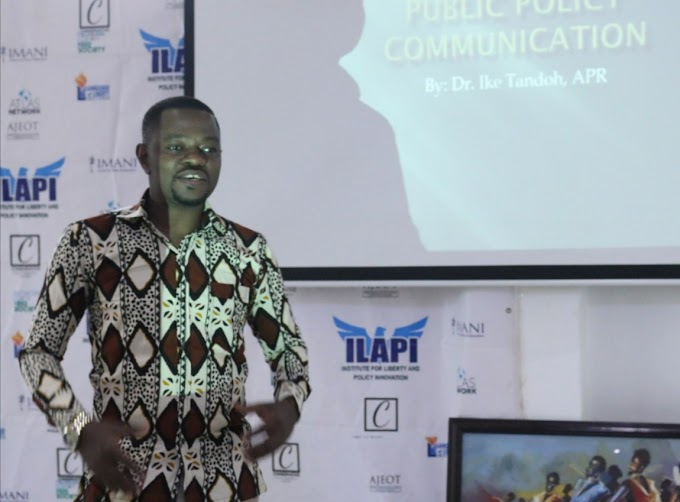 """""""Your brand as a person should be valuable as the information you share""""- Dr. Ike Tandoh"""