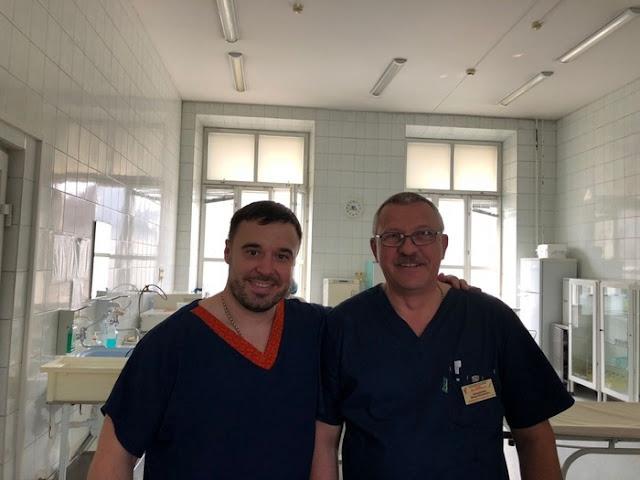Сибирский хирург делает бесплатные операции детям по всему миру!