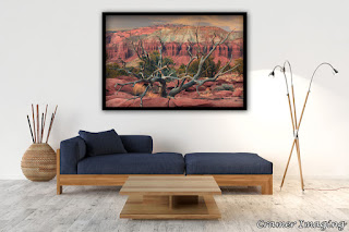 Finding Fine Art to Match Your Furniture