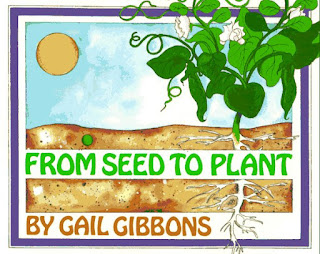 Books About Plants-From Seed to Plant