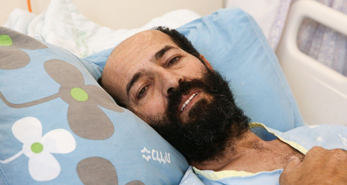 Israel Bebaskan Tahanan Palestina Setelah Mogok Makan Selama 103 Hari