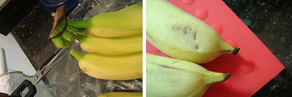 2 truques simples que conservam as bananas por mais tempo (Imagem: Reprodução)