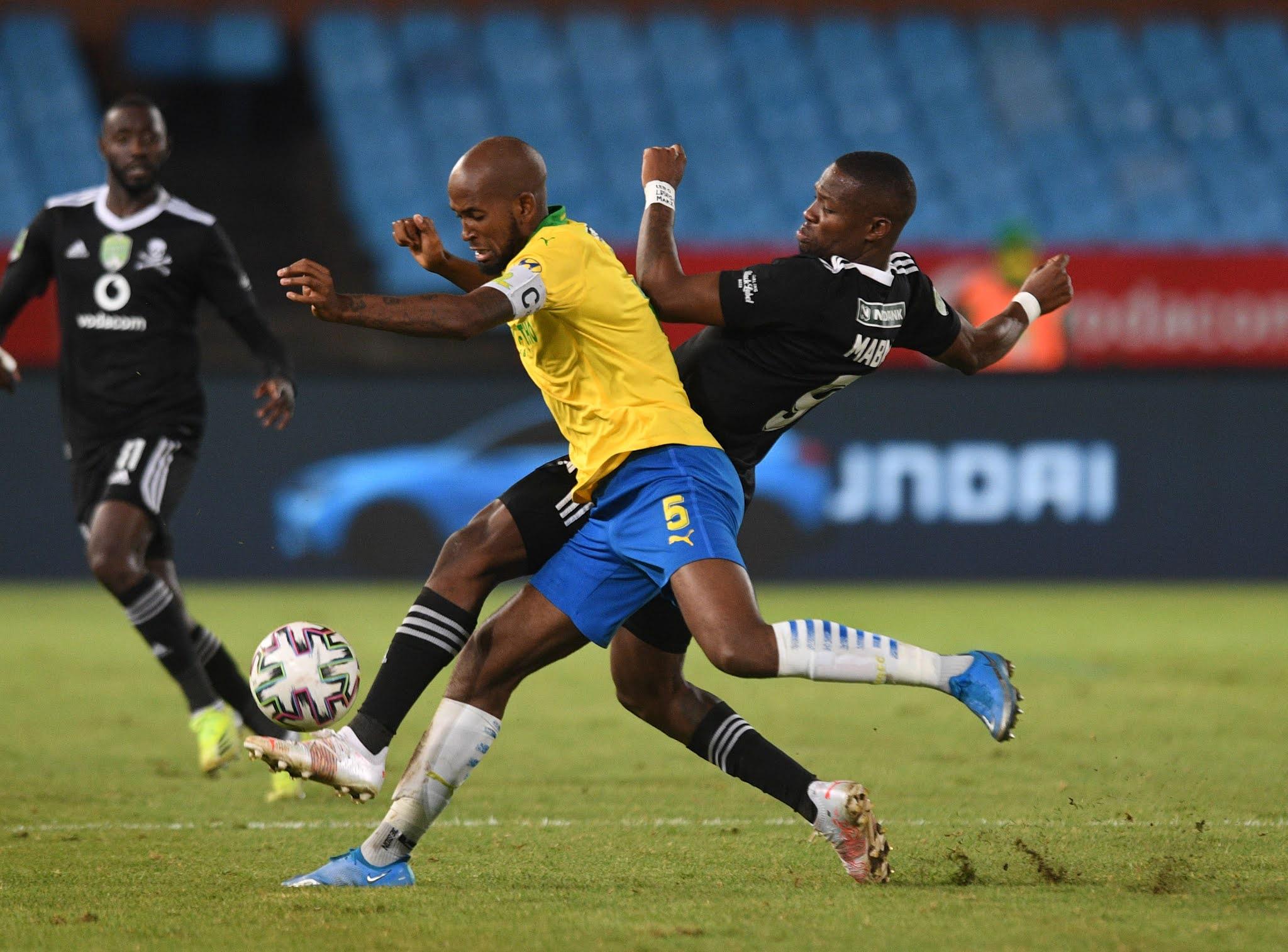 Mosa Lebusa and Tshegofatso Mabasa