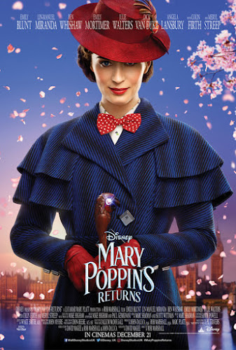 Mary Poppins Returns (BRRip 1080p Dual Latino / Ingles) (2018)