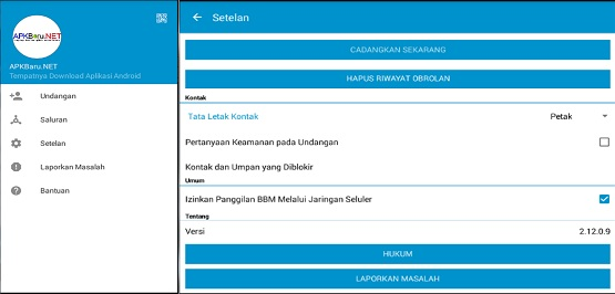 BBM Official Android v2.12.0.9 Apk | apkbaru.net