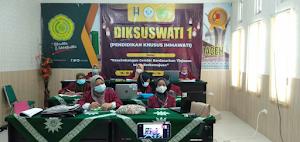 PC IMM Aceh Besar Hadirkan Kembali Kegiatan Diksuswati