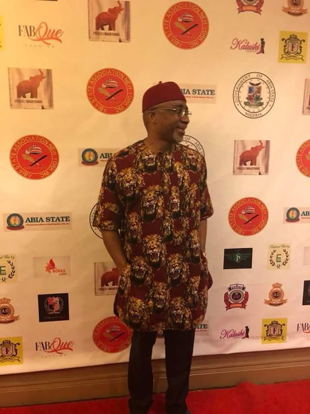 ABA MADE CLOTHES ON DISPLAY ON THE NEW YORK RUNWAY AS SENATOR ABARIBE ADVICES IGBOS IN THE DIASPORA TO ACT WISELY ON THE BIAFRAN AGITATION