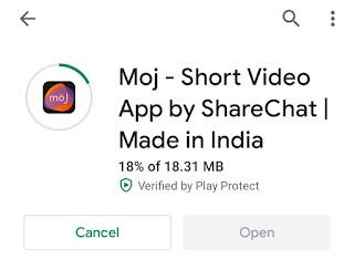 Moj App Kaise Use Kare in 2020 How to use Moj App In Hindi Moj App par Video kaise banaye