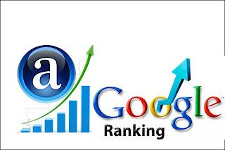 alexa website ranking search