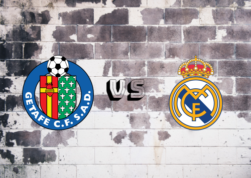 Getafe vs Real Madrid  Resumen y Partido Completo