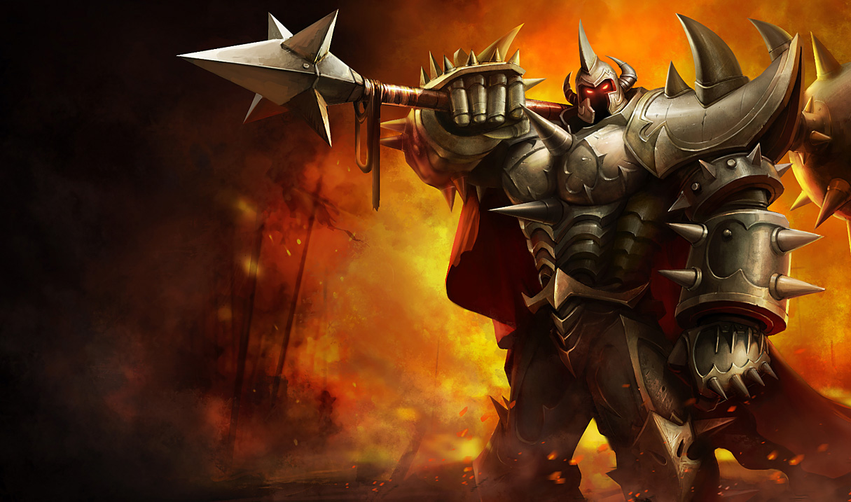 Chances Quotes Wallpaper League Of Legends Why Is Mordekaiser So Popular In