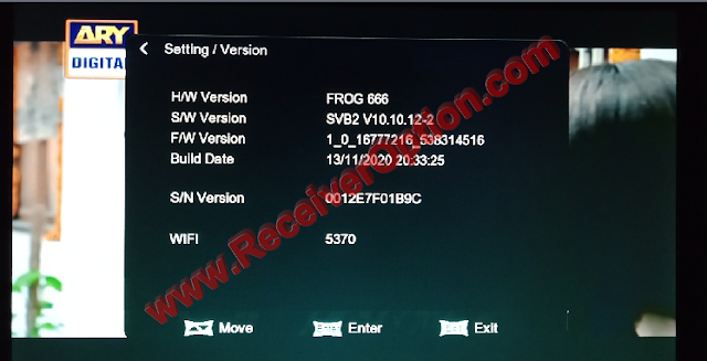 FROG 666 1506TV 512 4M NEW SOFTWARE WITH GLOBAL PRO & CLASSICO PRO OPTION