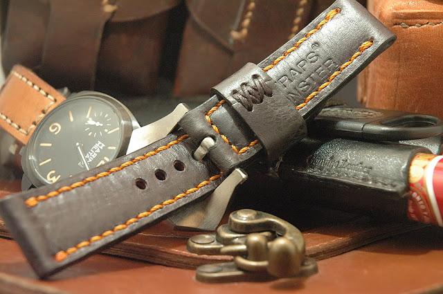 Dây da chất liệu phổ biến của mọi thương hiệu đồng hồ