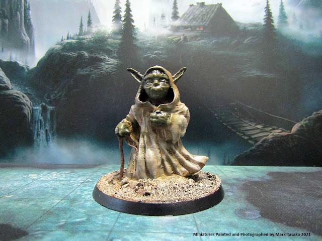 Thingiverse Yoda