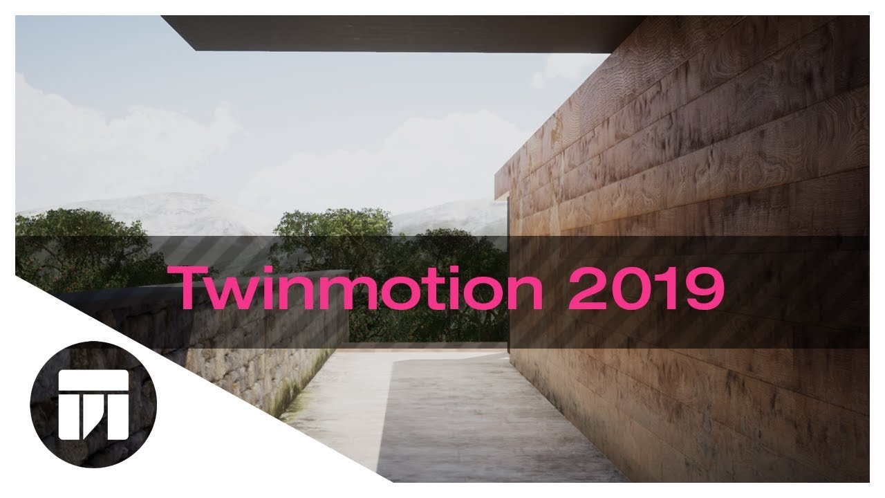 Twinmotion 2019 v2019 0 13400 Medicine only | 4render the