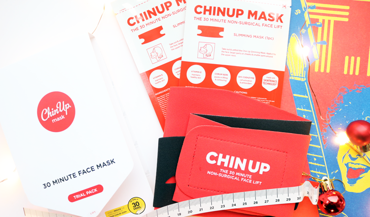 Chin Up Mask review