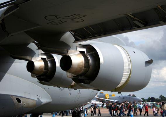 Boeing C-17 Globemaster III engine