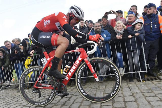 Mads Pedersen extends contract through 2020 | BikeToday news