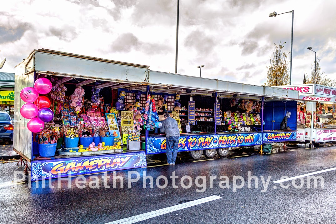 Long Eaton Chestnut Fair November 2014
