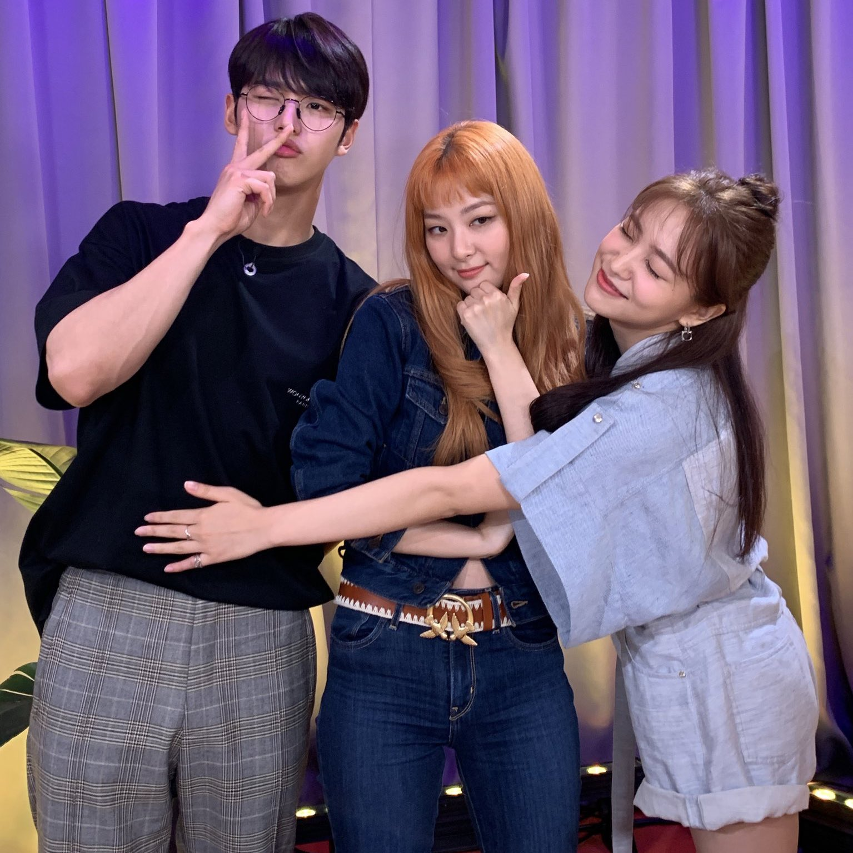 Red Velvet Seulgi, Yeri x Hongseok  Naver NOW Seulgi Zip EP20
