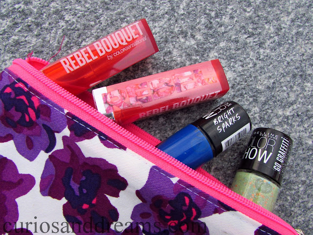 Maybelline Spring Summer Rebel Bouquet Collection