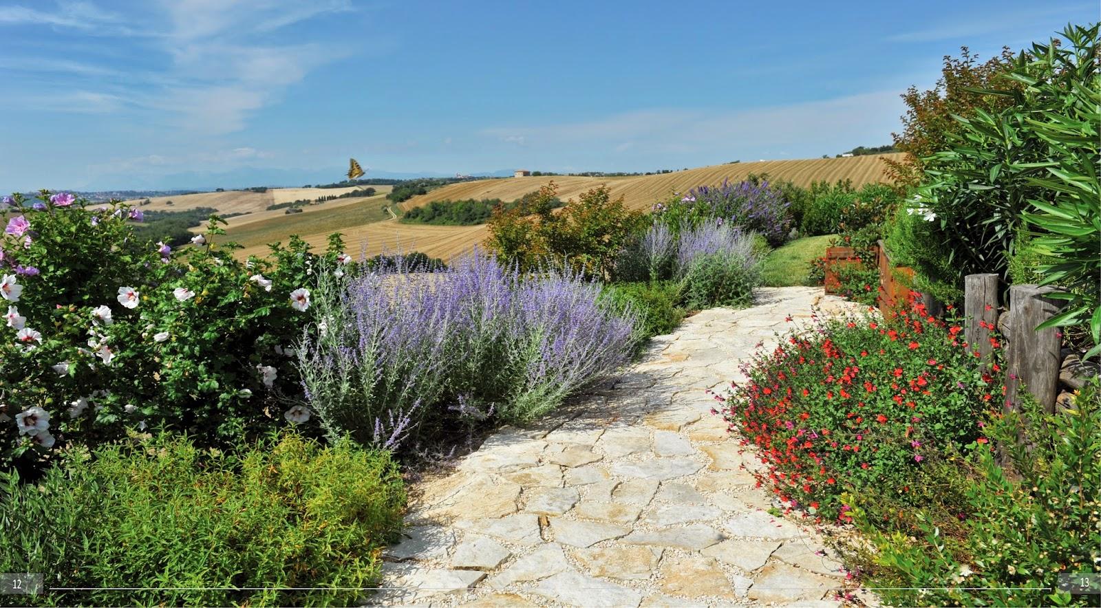Giardini da vivere di luigina giordani for Giardini mediterranei