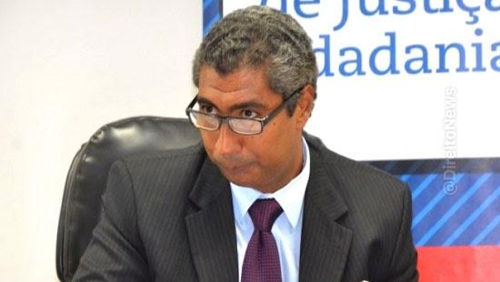 juiz cargo promotor almiro assedio sexual