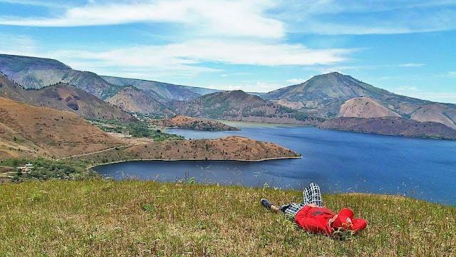 wisata di indonesia, danau toba
