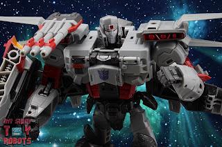 Transformers Generations Select Super Megatron 38
