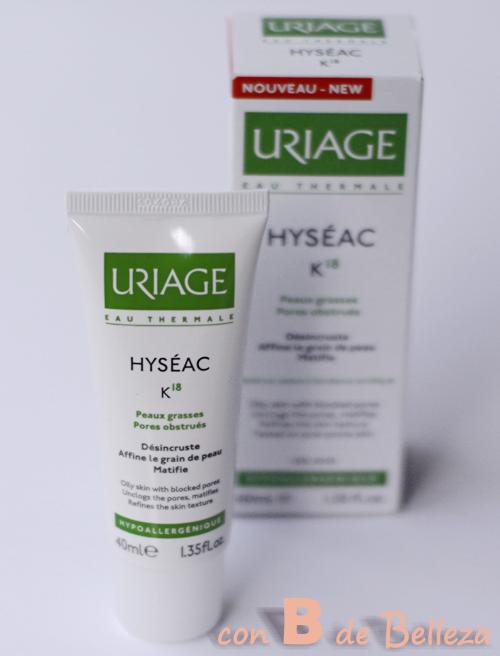 Uriage Hyseac BK18