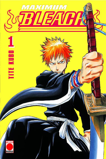 Blech | Maximum Blach #1 | Tite Kubo