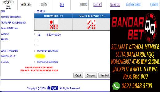 Situs Idn Poker Terbaik Dengan Jackpot Ceme, Jackpot Poker dan Jackpot Dominoqq